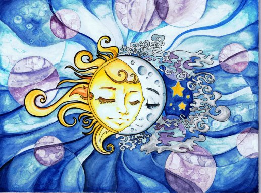 Sun_and_Moon_by_daydreamer_art